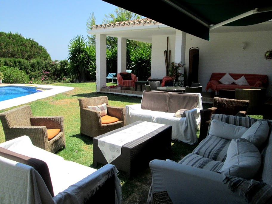 chill out jardin Vealys Holidays